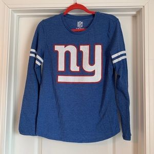 New York giants long sleeve t shirt